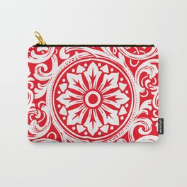 Playing Card (Red Back) Carry-All Pouch