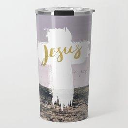 JESUS | EASTER | CROSS Travel Mug