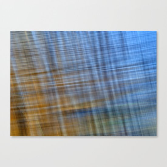 Water Pattern #4 Canvas Print