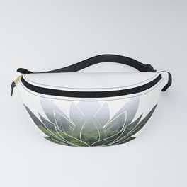 Forest Photography Lotus Fanny Pack