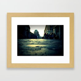 Covent Garden Framed Art Print