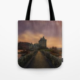 Island of Donnán Tote Bag