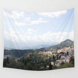 Taormina Wall Tapestry