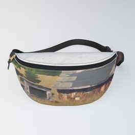 Old Ontario Barn Fanny Pack