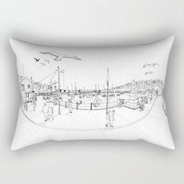 Brixham Rectangular Pillow