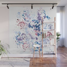 Botanical Impressions: BOUQUET 1 Wall Mural