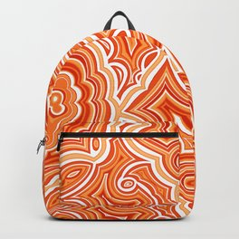 Red Agate Backpack