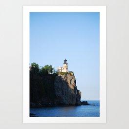 Split Rock Lighthouse Art Print