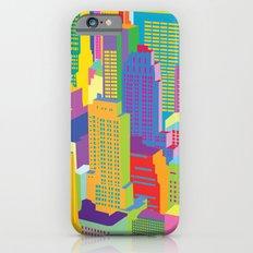 Cityscape windows Slim Case iPhone 6s