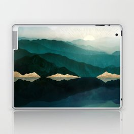 Waters Edge Reflection Laptop & iPad Skin