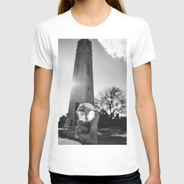 Memorial Bell Tower T-shirt