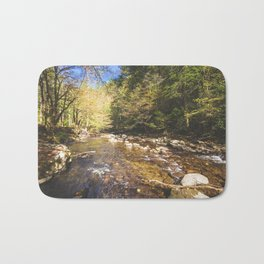 Relax and Listen Bath Mat