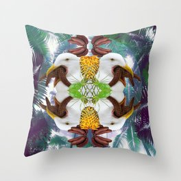 Polya-artist-print Throw Pillow