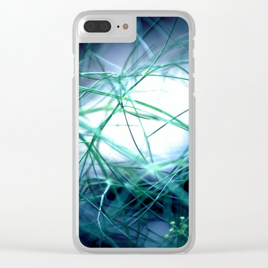 dream with me Clear iPhone Case