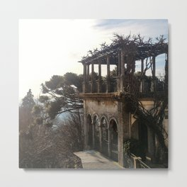 Evil Queen's House Metal Print