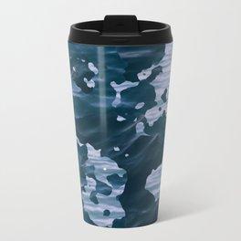 Surfing Camouflage #6 Metal Travel Mug