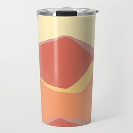 Sunset in The Valley Travel Mug
