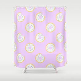 Donuts 4 Shower Curtain