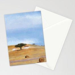 Alentejo landscape Stationery Cards