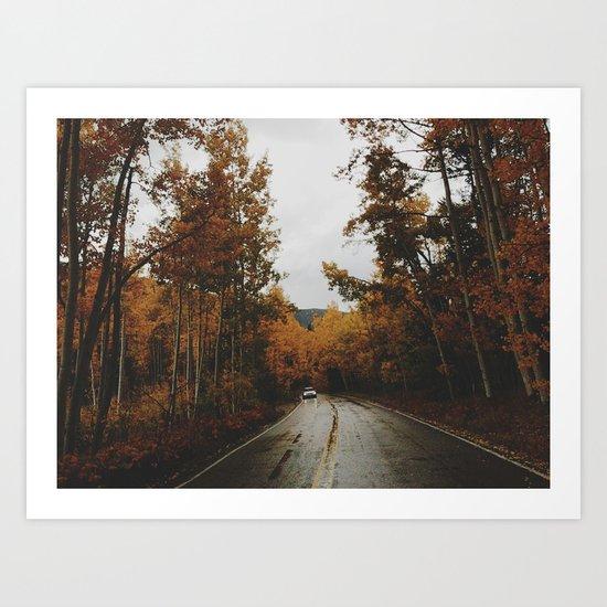 Aspen Art Print