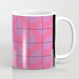 DS PurpleRed GROUP Coffee Mug