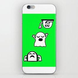 Peek-A-Boos iPhone Skin