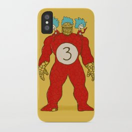 3 Things iPhone Case
