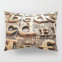 Jasper's Alphabet Pillow Sham