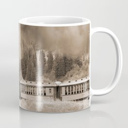 Steam Hauled Train - Engine 486 Coffee Mug