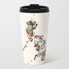 7,107 Islands | A Map of the Philippines Metal Travel Mug
