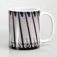 bar Mugs featuring Bar by Goolpia