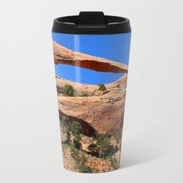Amazing Landscape Arch - Panorama Travel Mug
