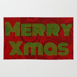 Merry Xmas 5 Rug