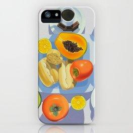 Brazilian Breakfast iPhone Case