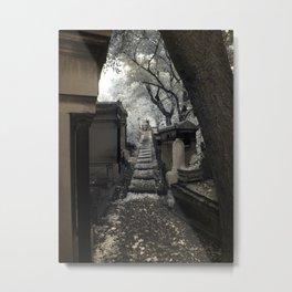 Cemetery Metal Print
