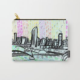 Brisbane Series #14 Carry-All Pouch