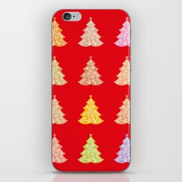 Christmas Tree #1 iPhone Skin