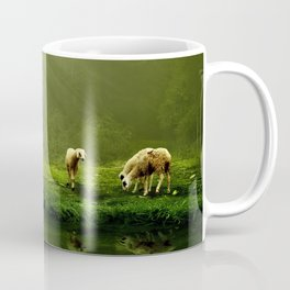Shepherd Woman Coffee Mug