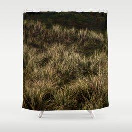 Dancing Grass Shower Curtain