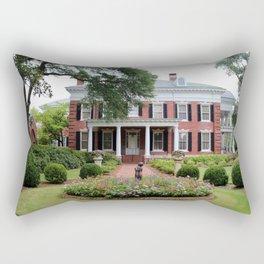 Kenan House Side View Rectangular Pillow