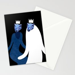 Macbeth and Lady Macbeth Stationery Cards