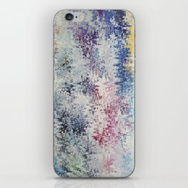 Abstract 205 iPhone Skin