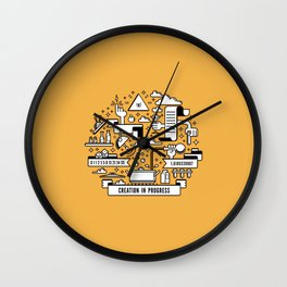 Creation in progress V3 Wall Clock