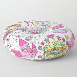 Princess Floor Pillow
