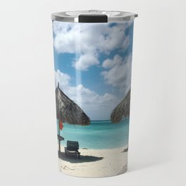 Beach Life Travel Mug