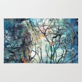 two worlds Rug