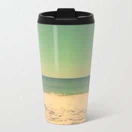 Ocean Metal Travel Mug