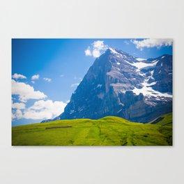 Swiss Express Canvas Print