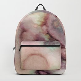 Organic Abstract 3 Backpack