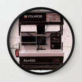 Sun 600 LMS, 1983 Wall Clock